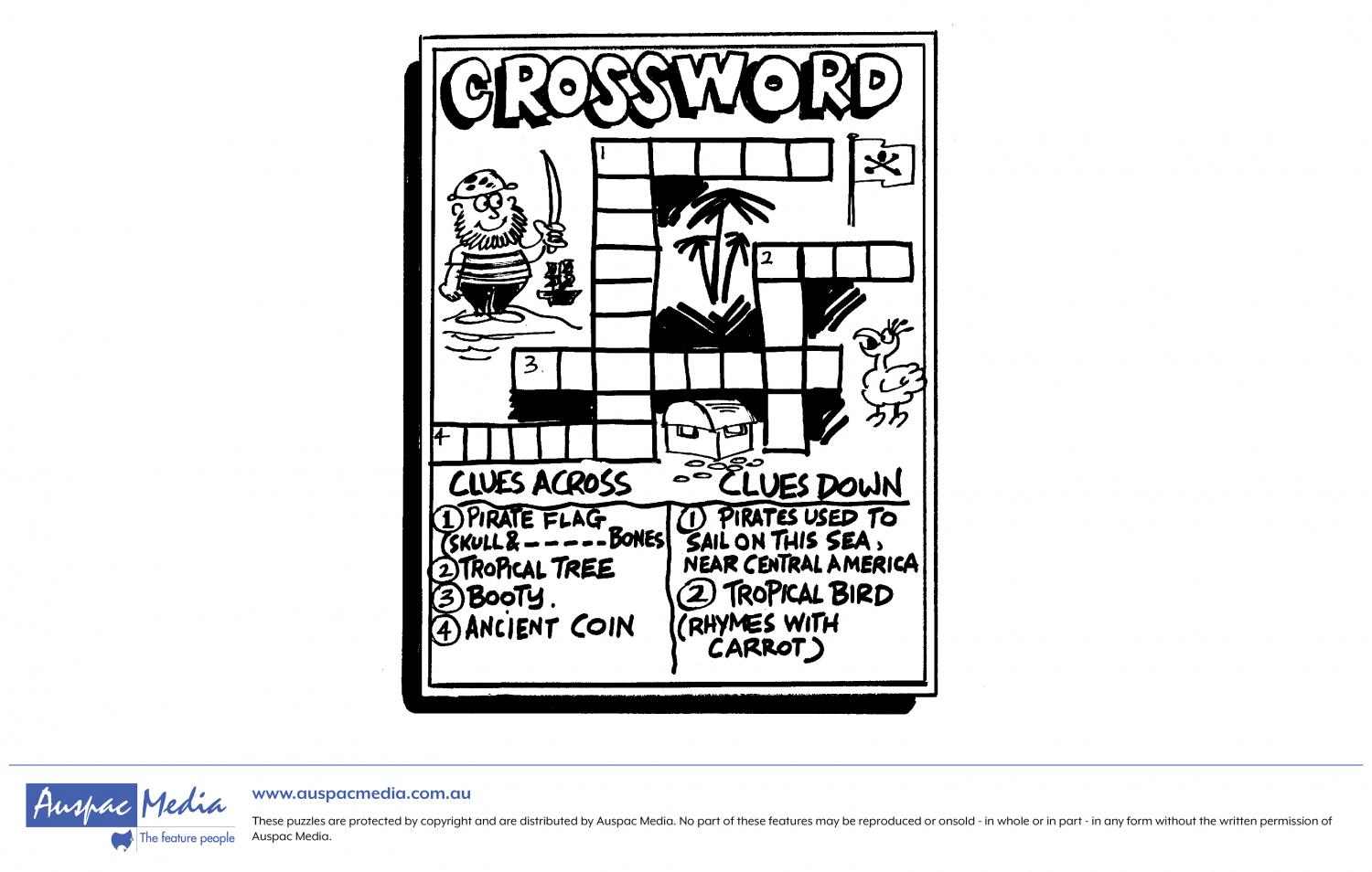 Thumbnail for Cartoon and Picture crossword