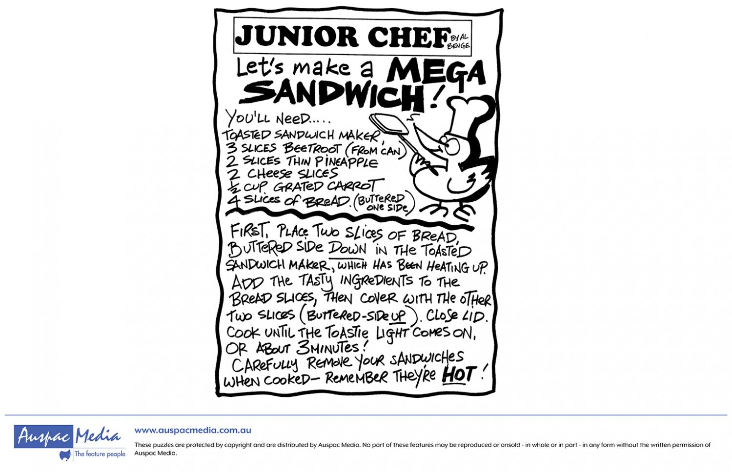 Thumbnail for Junior Chef