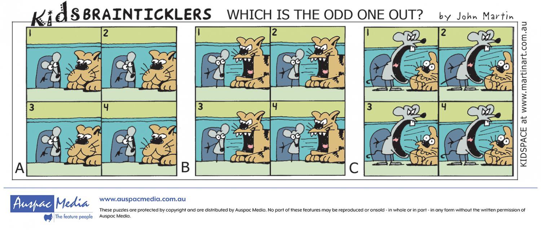 Thumbnail for Kids Brainticklers