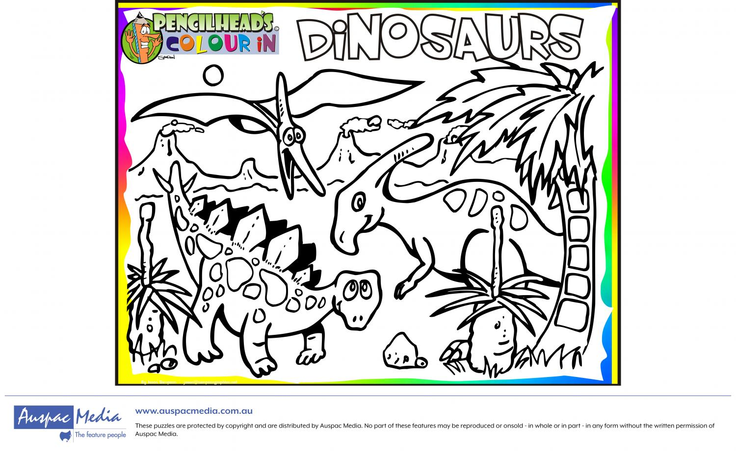 Thumbnail for Pencilhead's Colour-In
