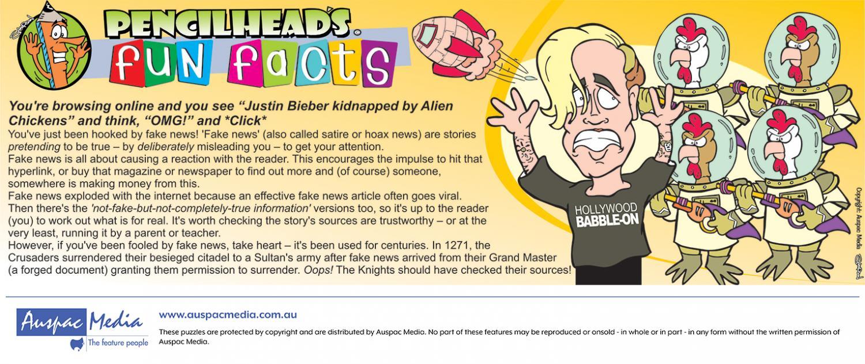 Thumbnail for Pencilhead's Fun Facts