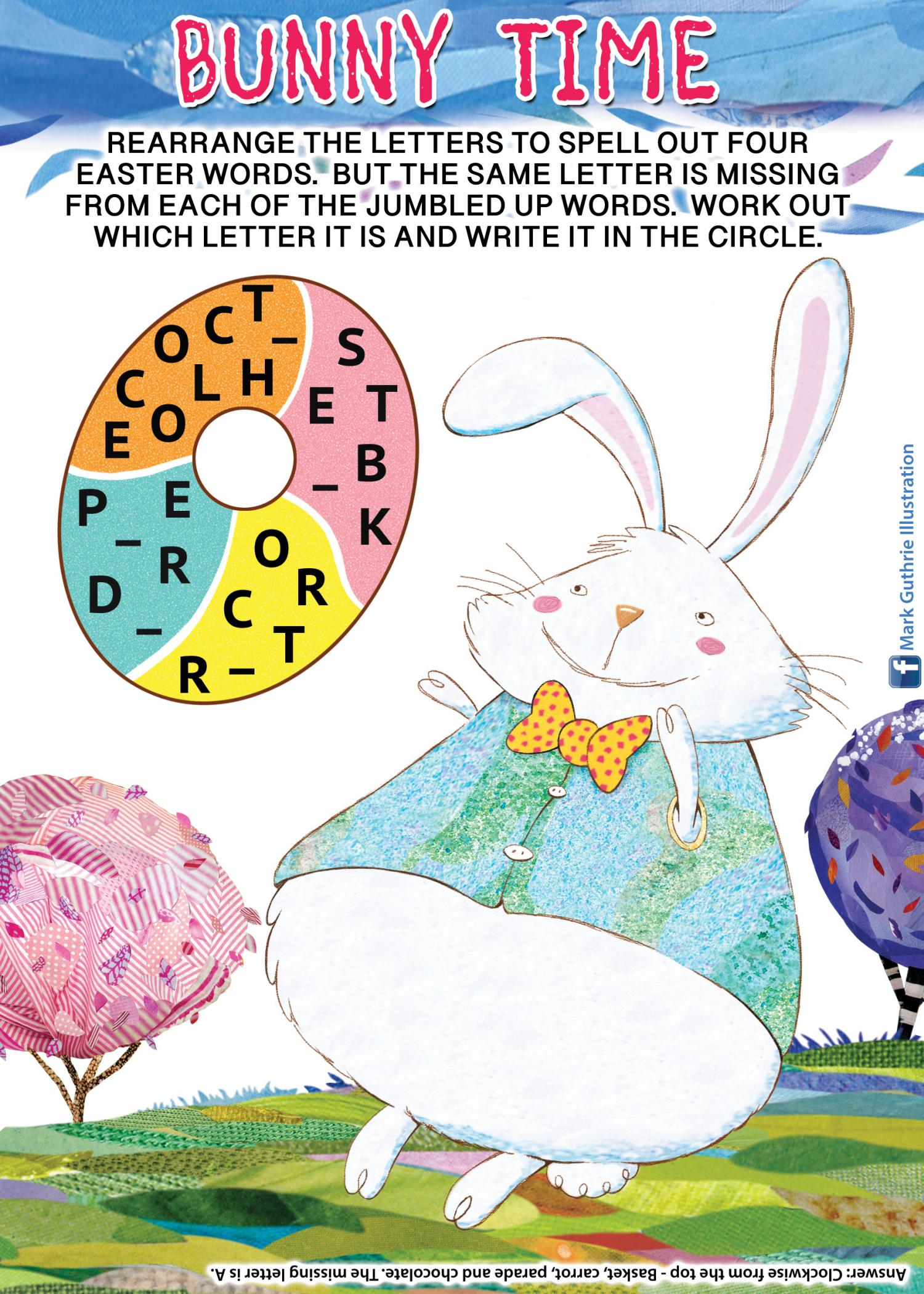 Thumbnail for Easter Pic Puzzles