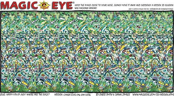 Thumbnail for Magic Eye