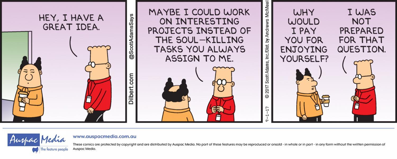 Thumbnail for Dilbert (AMS)