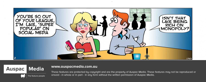 Thumbnail for The Grin Bin comic strip