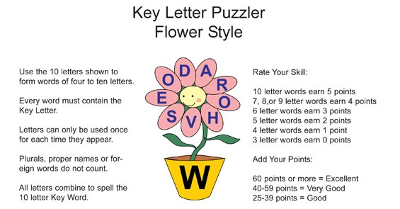Thumbnail for Key Letter Puzzler