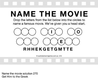 Thumbnail for Name the Movie