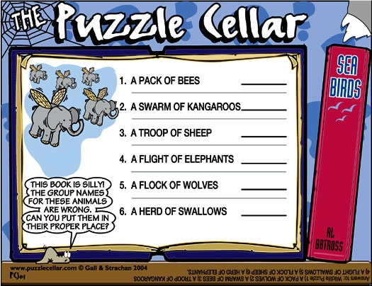 Thumbnail for The Puzzle Cellar