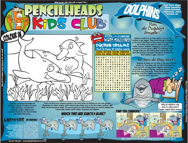 Thumbnail for Pencilhead's Kids Club (HP)