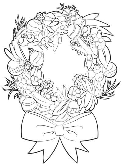Thumbnail for Mindfulness Colouring-In for Christmas