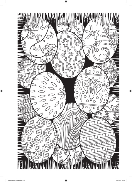 Thumbnail for Mindfulness Colouring-In Activities (KF)