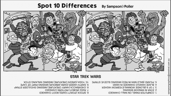 Thumbnail for Spot the Difference (JSM)