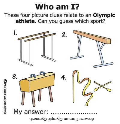 Thumbnail for Olympics - What Am I?
