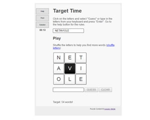 Thumbnail for Interactive Target Time