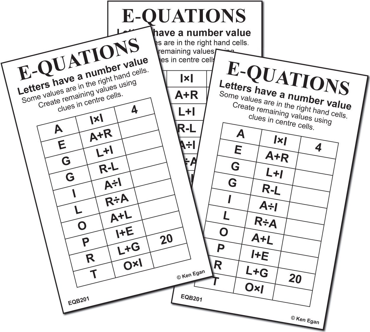 Category Image for E-quations