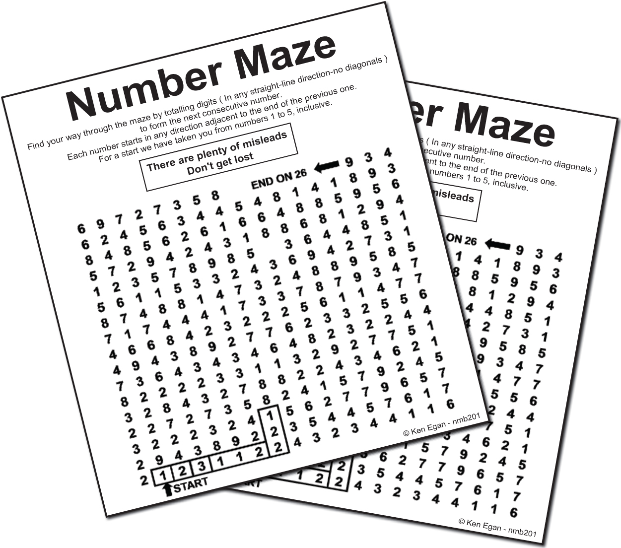 Category Image for Number Maze