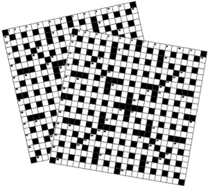 Thumbnail for 10 OMEGA CROSSWORDS BOOKLET 01
