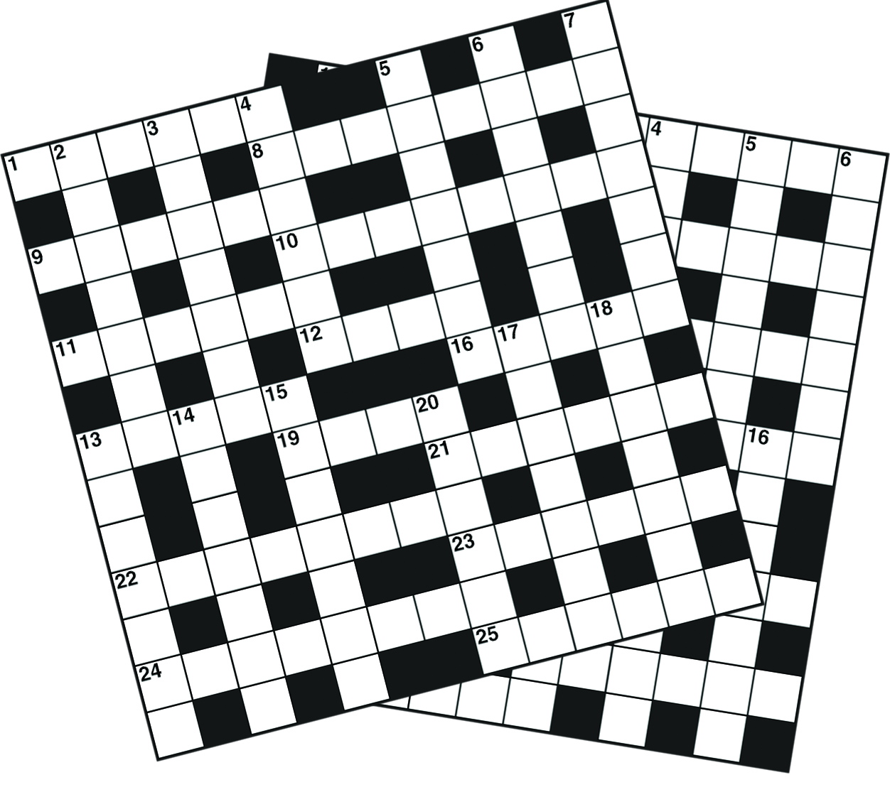 Thumbnail for 12 CRYPTIC 307 CROSSWORDS BOOKLET 01